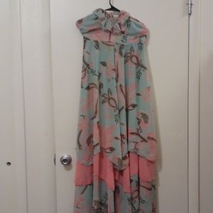 Womens size 8 H&M maxi dress